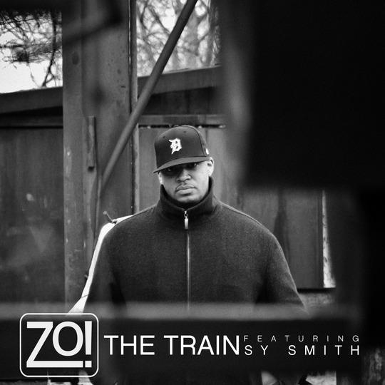 Zo! - The Train feat. Sy Smith.jpg