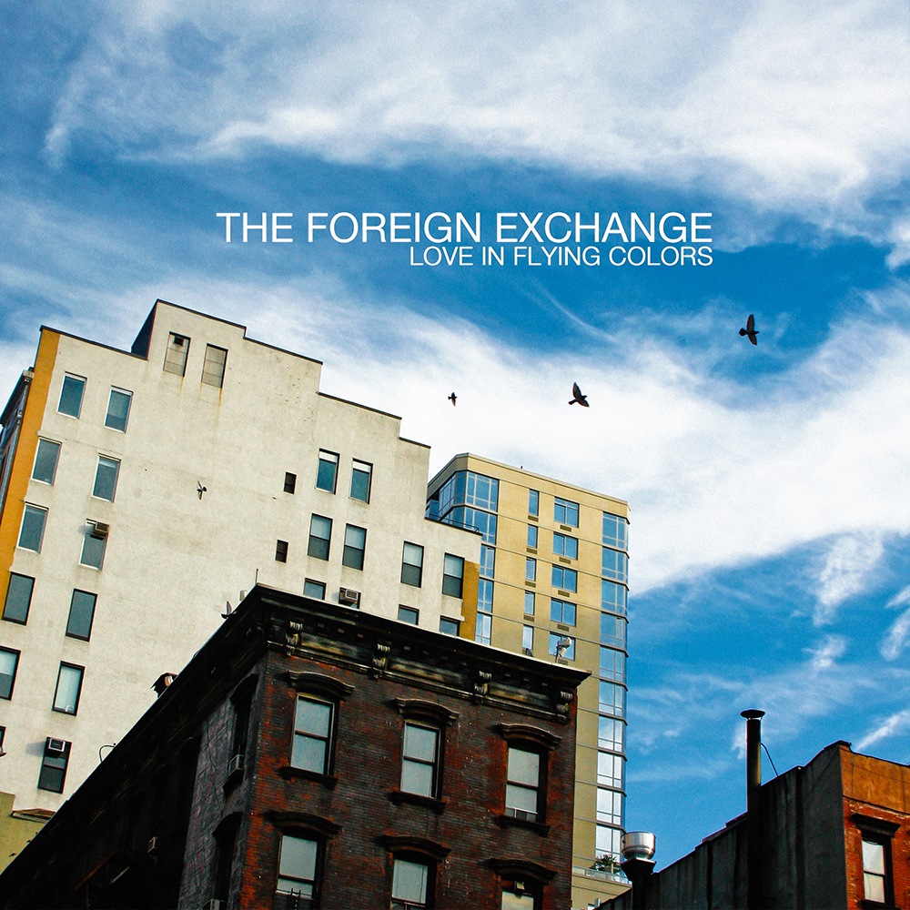 Love in Flying Colors Foreign Exchange
