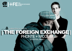 The Foreign Exchange at Cargo, London UK | Jan 6 2011