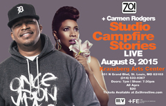 Zo! feat Carmen Rodgers at Kranzberg Arts Center, St. Louis MO | Aug 8, 2015