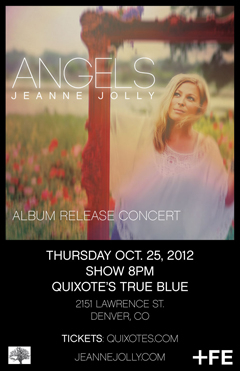 Jeanne Jolly at Quixote's True Blue, Denver CO | Oct 25 2012