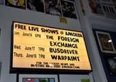 The Foreign Exchange instore at Amoeba Music, Hollywood CA