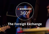 The Foreign Exchange #360Video - ''Disappear'' Live at Southland Ballroom
