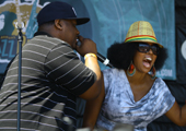 The Foreign Exchange with special guest Sy Smith at JazzReggae Festival