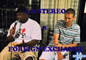 LA Stereo interviews The Foreign Exchange (Part 1)