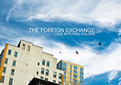 The Foreign Exchange at Club Subterraneo, Santiago de Chile (CL) | Nov 15, 2014