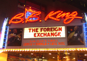 The Foreign Exchange at B.B. King's Blues Club, New York City NY | Oct 23, 2010