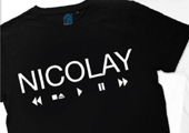 Official Nicolay T-Shirts available now!
