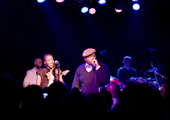 The Foreign Exchange at The Roxy Theatre, Hollywood CA