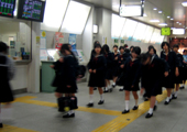 Postcards From Shibuya #3: Shibuya Station/Crossing