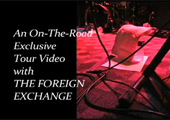 An On-The-Road Exclusive Tour Video with The Foreign Exchange