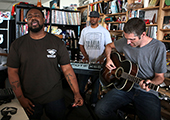 The Foreign Exchange's Tiny Desk Concert at NPR