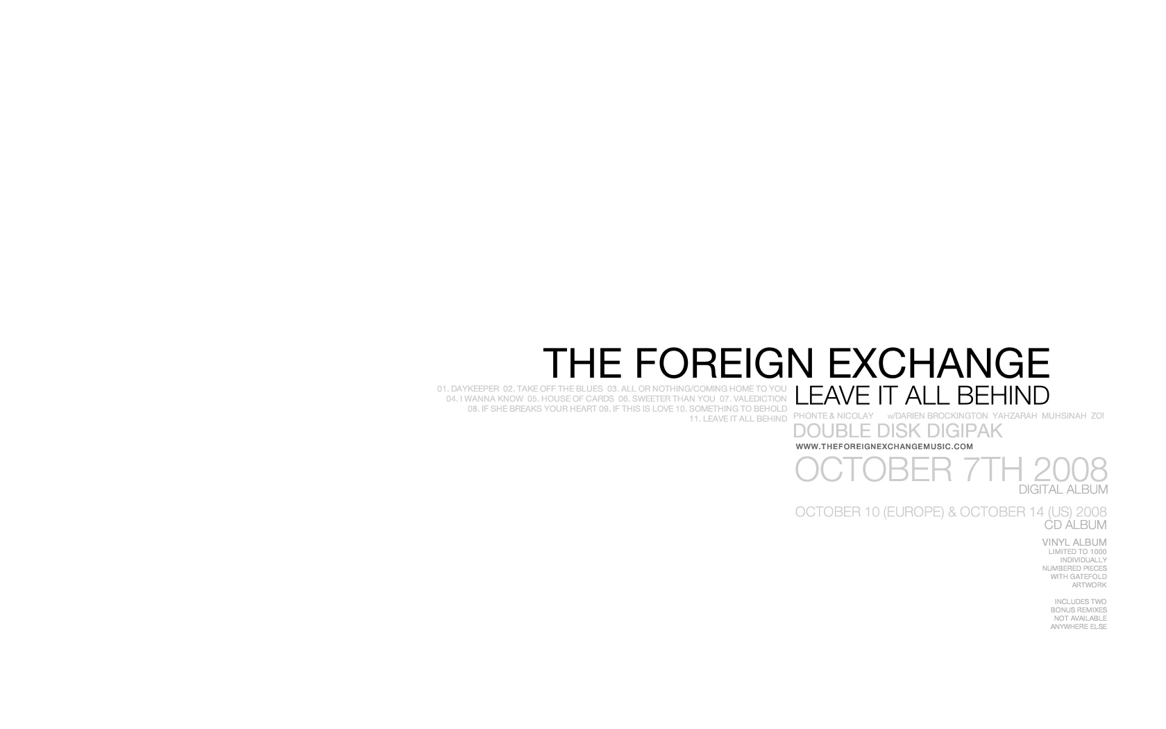 All about foreign exchange