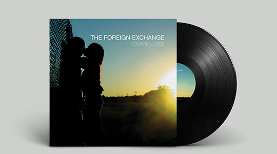 Connected   The classic debut album now availabe on double vinyl!