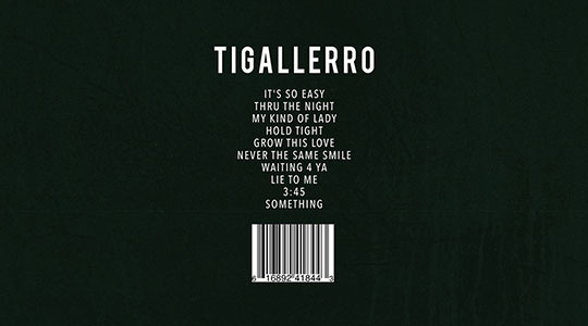 Phonte and Eric Roberson - Tigallerro | The album coming July 22